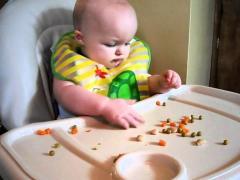 Меню ребенка 7 месяцев на искусственном вскармливании