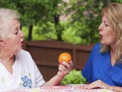 восстановить речь после инсульта в домашних условиях