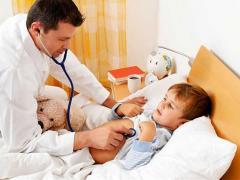 трахеит у ребенка
