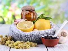 народные средства лечения гайморита