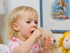 лекарство детям от сухого кашля
