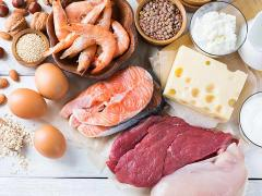 продукты с максимальным содержанием белка