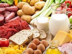 раздельное питание, меню на неделю