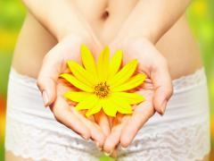 бело-желтые выделения при беременности