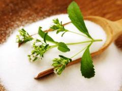 природные заменители сахара, стевия