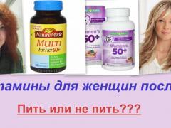 как определить, что организм нуждается в витаминах