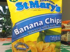 где купить банановые чипсы