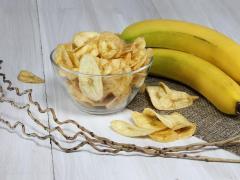 чипсы из бананов