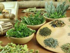 ароматные травы, специи