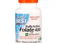 витамины, содержащие фолиевую кислоту
