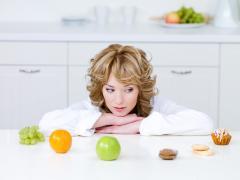 корректировка питания с целью понижения холестерина