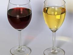 белое и красное вино: пазличия
