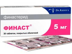 финастерид от выпадения волос