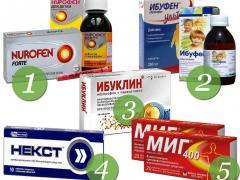 безопасные таблетки от головной боли