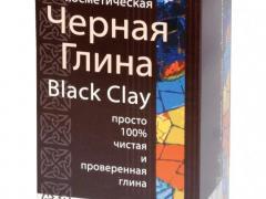 черная глина ДНС