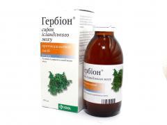 сироп гербион с исландским мхом