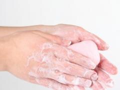 профилактика, мыть руки с мылом