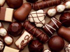 шоколадные конфеты содержат масло какао