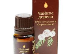 масло чайного дерева против прыщей