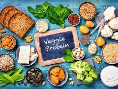 питание для вегетарианцев