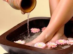 ванночки с содой для ног при закупорке вен