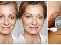 воздействие масел на стареющую кожу