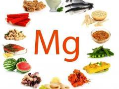 роль магния в организме, суточная норма