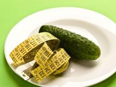 Огурцы для похудения
