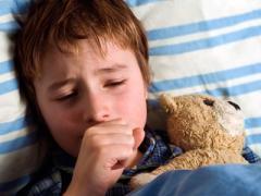 Как лечить кашель у ребенка в 3 года?