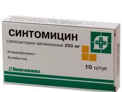 Инструкция Линимента синтомицина и применение препарата