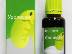 Уролесан - это действенное средство для лечения заболеваний мочеполовой системы
