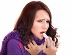 При бронхиальной астме человека мучает удушье