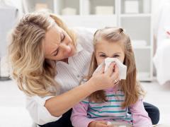 Дети подвержены простудным заболеваниям