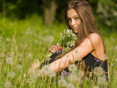 Для профилактики аллергического бронхита нужно избегать контактов с аллергенами