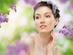 Красота включает в себя уход за лицом, волосами и телом