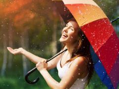При первых признаках депрессии нужно настроится на позитив