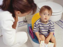 Диагностировать у ребенка понос могут родители