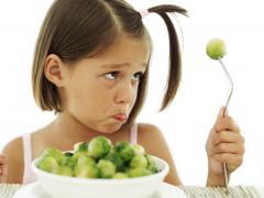 Маленькие дети более склонны к различным заболеваниям