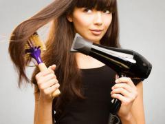 Сбалансированный рацион питания отражается на состоянии волос