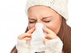 Капли Отривин помогают при аллергическом рините