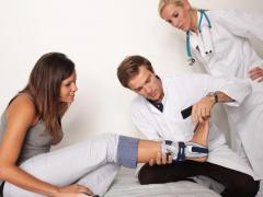Диагноз ставит врач-ортопед