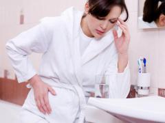 Некоторые беременные женщины постоянно страдают изжогой