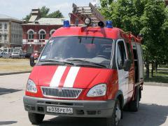 При пожаре нужно немедленно связаться с пожарной службой