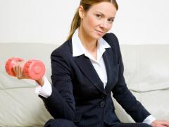 Артериальное давление повышается после умственных или физических нагрузок