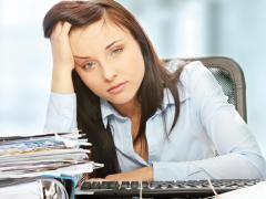 Быстрая утомляемость может быть симптомом гипертензии