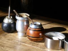 Нельзя при заваривании чая мате спешить