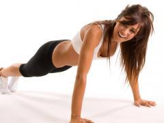 Сбалансированное питание должно дополняться физическими нагрузками