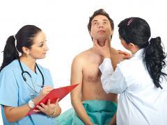При гипотиреозе у мужчины снижена выработка гормонов