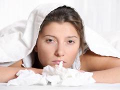 Риновирус локализуется в слизистой полости носа