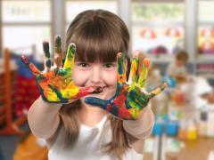 У детей, посещающих детский сад, иммунитет сильнее